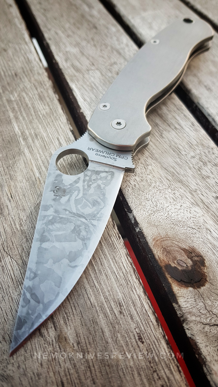 Flytanium on Cruwear PM2 – a sweet customization